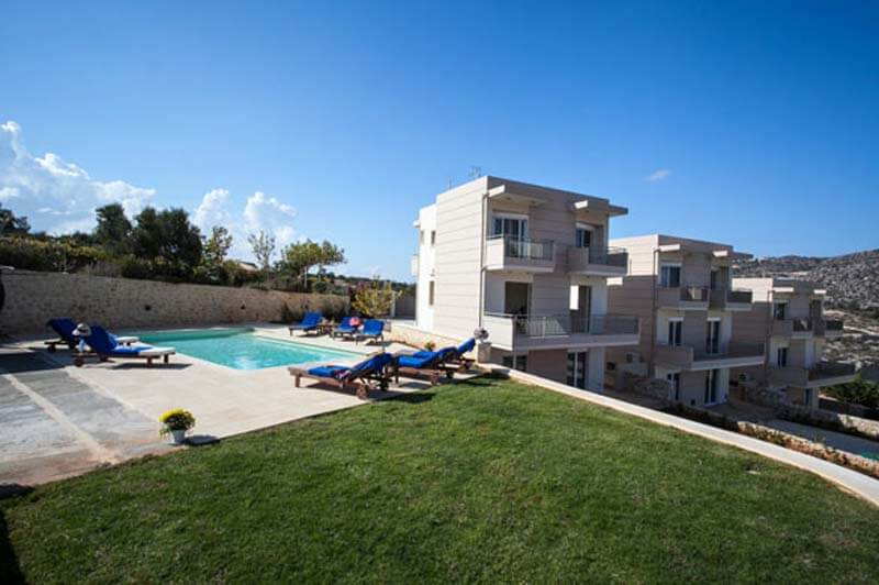 Crete Villas For Rent Luxury Crete Villa Galini With