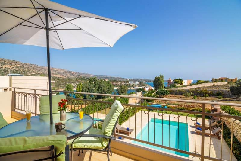 Crete Villas For Rent Luxury Crete Villa Electra With